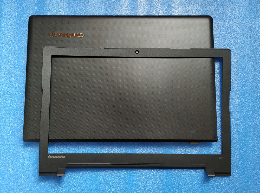 New for Lenovo IdeaPad 300-15 300-15IBR 300-15ISK Laptop LCD Top Back+Front Bezel цена