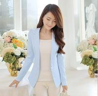 J40391 2019 Spring Fashion OL Business Suit Slim Fit Women Blazers