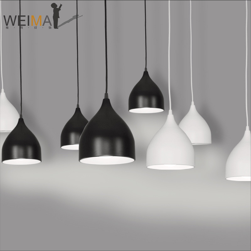 head small bar chandelier modern simple dining room personality living room kitchen dining room lamps and lanterns single head small bar of korean modern minimalist iron pendant lamps dining room pendant light the living room kitchen