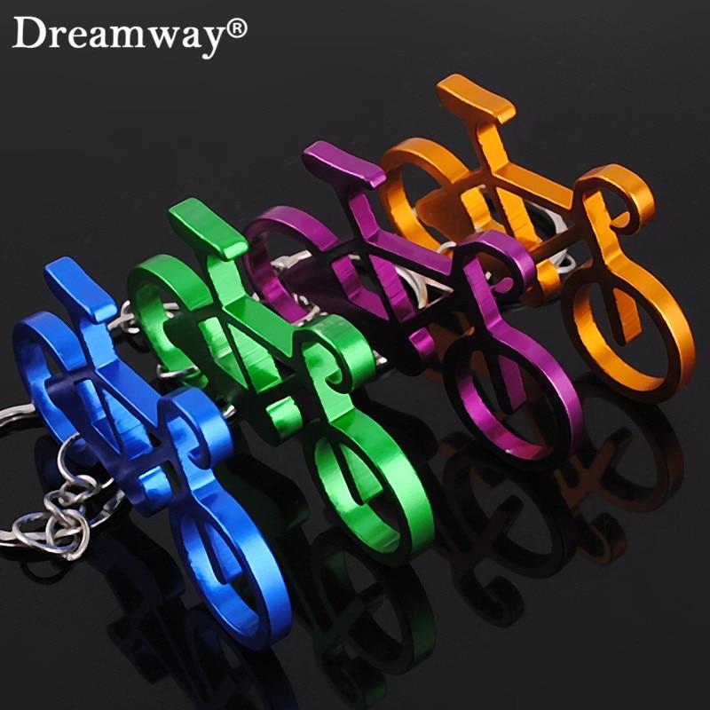 trinket bicycle keychain zinc alloy metal bike key chains souvenir gift for man/women lovely handbag charm pendant jewelry