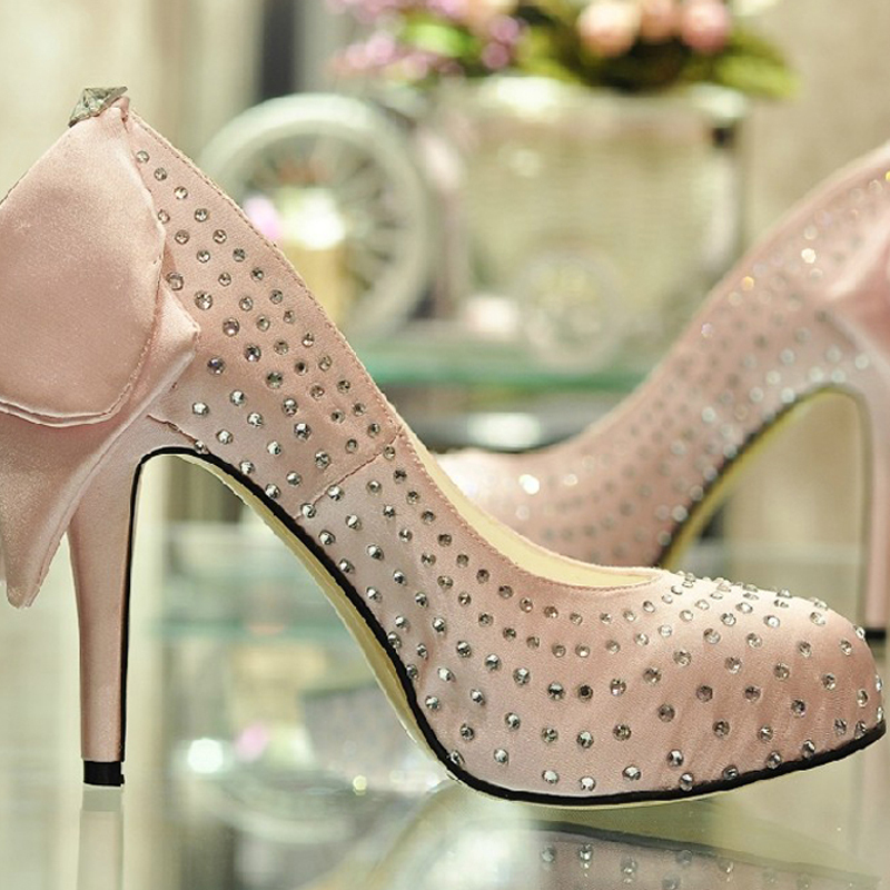 Rosa tamaño colgante zapato de Boot rosas grande Bling wZnTfzqx