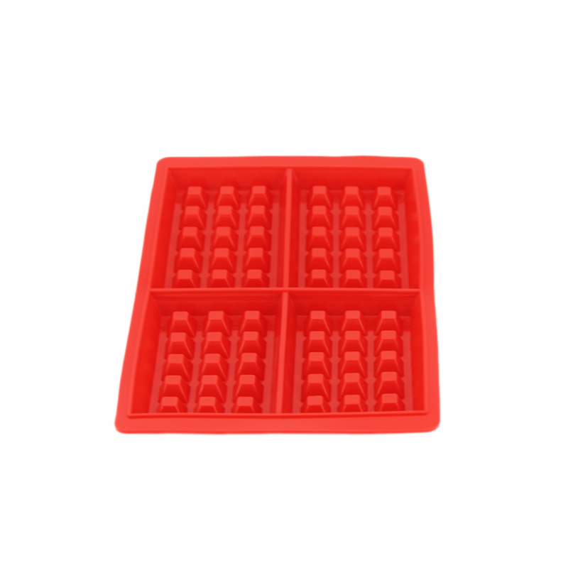 Diniwell Home Kitchen Bakeware Bar Baking Pan Tools 60 Hole Waffle
