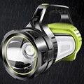 Мощный USB фонарик  поисковая лампа  светодиодное ночное освещение  большой боковой свет  фонарь  ручной фонарь для кемпинга  рыбалки