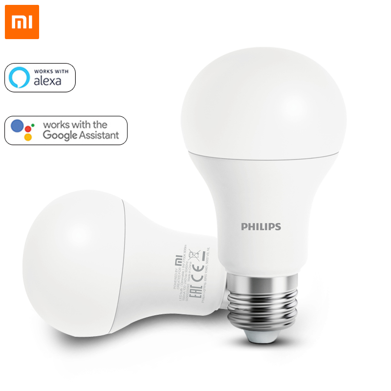 Bombilla Philips WiFi LED E27 9W