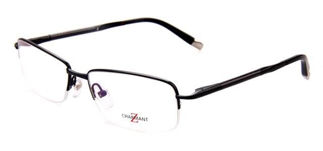 Eyeglass Frames Progressive Lenses : Aliexpress.com : Buy Brand Designer Half Rim Men Eyeglass ...