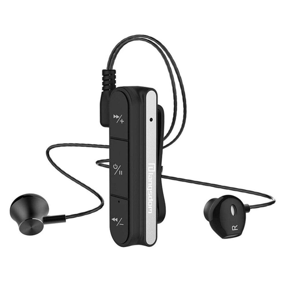 Langsdom BX10 Bluetooth Earphone Wireless Earphone Noise Cancelling Earphones with Microphone Bass Bluetooth Earphone