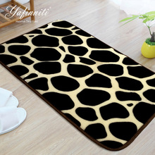 Yafinniti Bathroom floor mat doormats balcony kitchen rugs living room bedside carpet footcloth 40*60cm,50*80cm,40*120cm