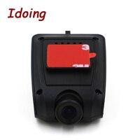Idoing USB2.0 מול מצלמה דיגיטלי וידאו מקליט רכב DVR המצלמה 720P HD עבור אנדרואיד 5.1/6.0/7.1 אנדרואיד 8.0-במצלמת רכב מתוך רכבים ואופנועים באתר