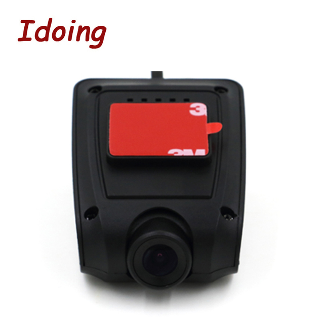 Idoing USB2.0 Front Camera Digital Video Recorder Car DVR Camera 720P HD For Android 5.1/6.0/7.1  Android 8.0