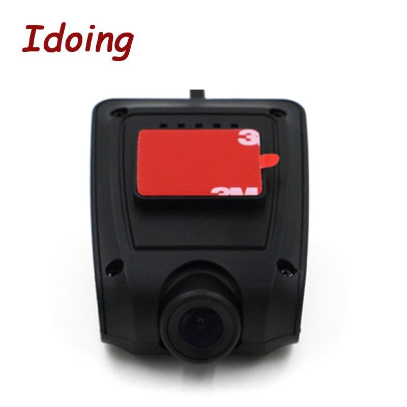Idoing USB2 0 Front font b Camera b font Digital Video Recorder Car DVR font b