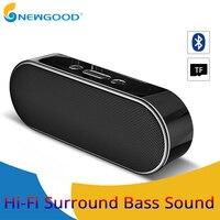 Mini Portable Speakers Bluetooth Speaker Wireless Speaker Bass Stereo Sound Box Loudspeaker AUX TF Card For Computer Phone MIC