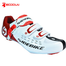 SIDEBIKE Road Cycling shoes breathable Bike Racing Shoes Bicycle Self-Locking Sports Cycling Shoes adult zapatillas ciclismo