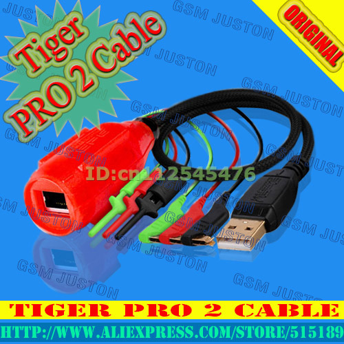 hot 2015 new Tiger PRO 2 Cable++++  Free Shipping