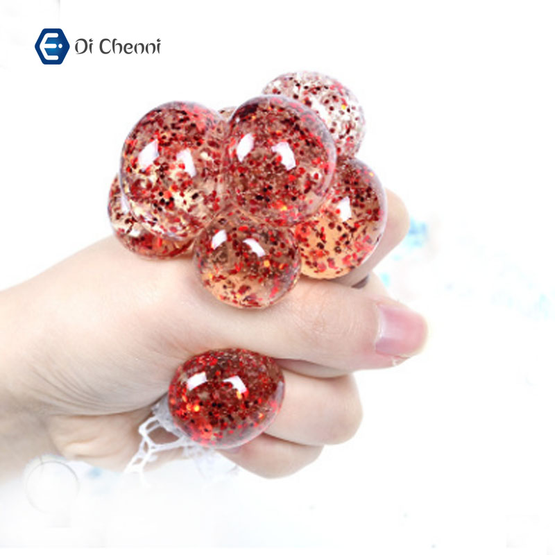 Big Spongy Squishy Gel Bead Anti Stress Ball Funny Fidget Sensory Toy Antistress Oyuncak Toys