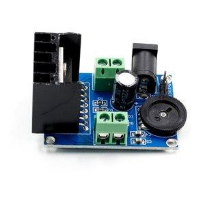 Image 3 - 高品質オーディオパワーアンプdc 6 に 18v TDA7297 モジュールダブルチャンネル 10 50 ワット