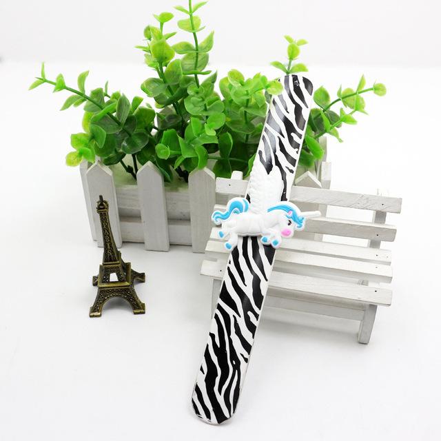 Silicone Unicorn Bracelets and Bangles For Children