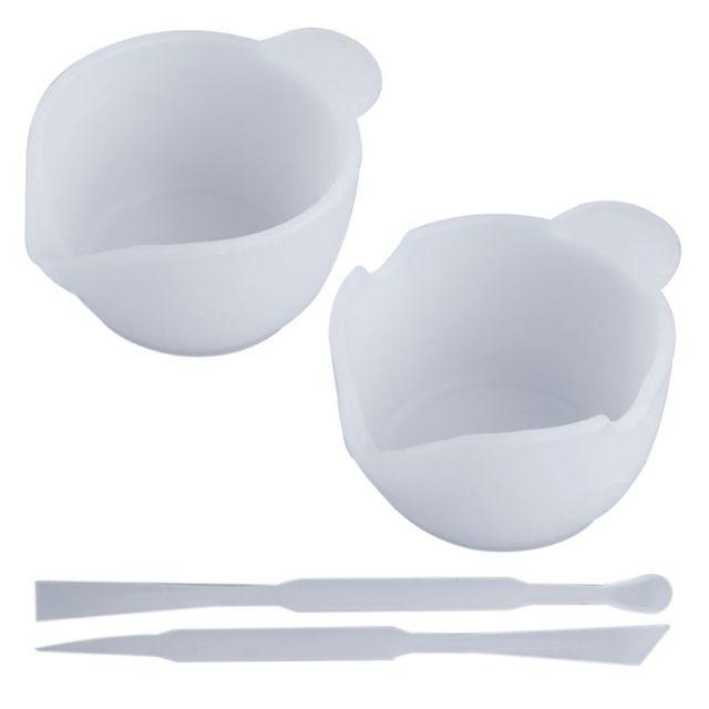 1 thiết lập Kết Hợp Cup Silicone Khuôn Nhựa Epoxy Công Cụ TỰ LÀM Đồ Trang Sức Làm Cho Thanh Phụ Kiện Handmade W77