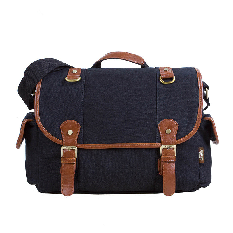 ФОТО 2016 New Men Messenger Bags Casual Multifunction Crossbody bagTravel Bags Top Quality Male Canvas Business Shoulder Handbags