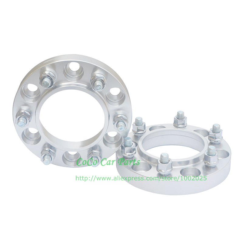 Four hub centric spacers bolt pattern 4x100mm CB 54.1mm thickness 7mm