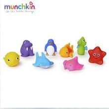 Игрушка для ванны Munchkin Морские животные 8 шт от 9 мес