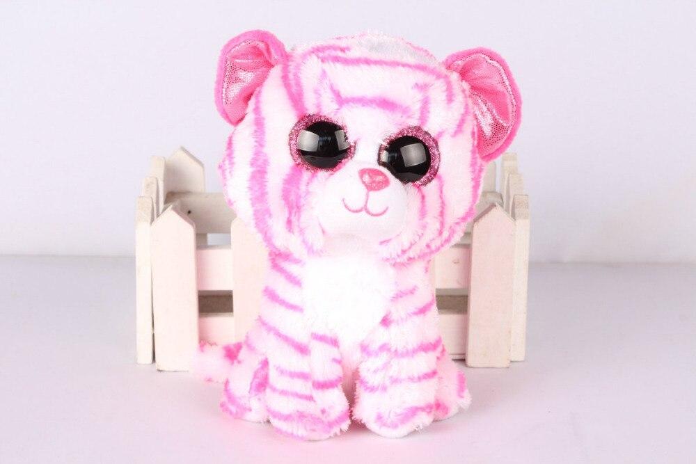 ON SALE Genuine Original TY Beanie Boo Plush Asia the Tiger 15cm