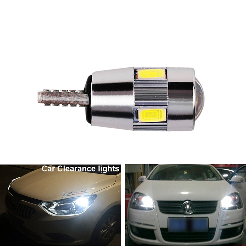 Image 5 - 6x T10 W5W LED Blub CANBLUS Super bright Car Interior Light Auto Styling 12V License Plate Turn signal Lamps Error Free 194 5W5-in Signal Lamp from Automobiles & Motorcycles