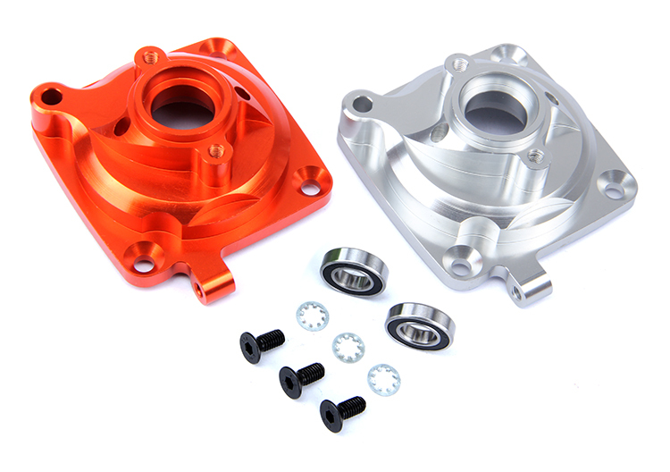 CNC Baja alloy clutch mount fit 26cc 29cc 30.5cc engine parts for 1/5 baja 5b Parts Free Shipping