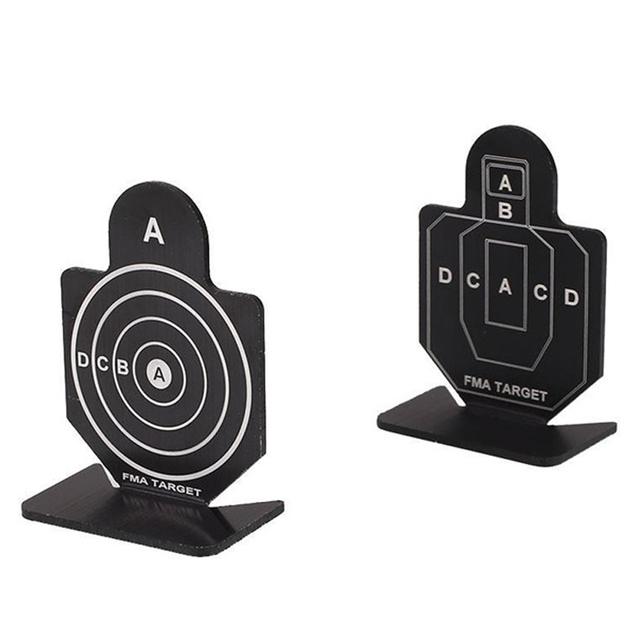 Darts Training Boards Outdoor Metal Airsoft Tactical Hunting Shooting Target Set Durable Archery Kit Target Practice Accessor 30