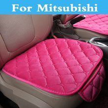 2017 Four Seasons General Car Single Seat Cushion Cover For Mitsubishi Mirage Montero Sport Outlander Pajero Mini RVR Space Star