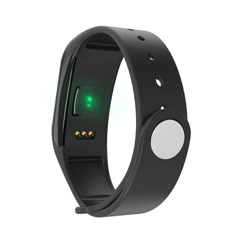 Image 5 - New Smart Watch Heart Rate Monitor Wristband Blood Pressure Sleep Fitness Tracker Smartwatch Men Sport Watch for ios android-in Smart Wristbands from Consumer Electronics