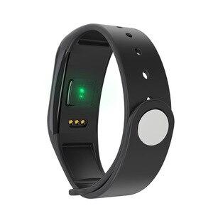 Image 5 - Nouvelle montre intelligente moniteur de fréquence cardiaque bracelet pression artérielle sommeil Fitness Tracker Smartwatch hommes Sport montre pour ios android