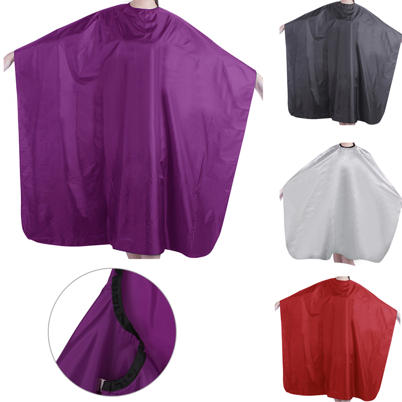 New 1 PC Pro Adult Waterproof Salon Hair Cut Hairdressing Barbers Cape Gown Cloth