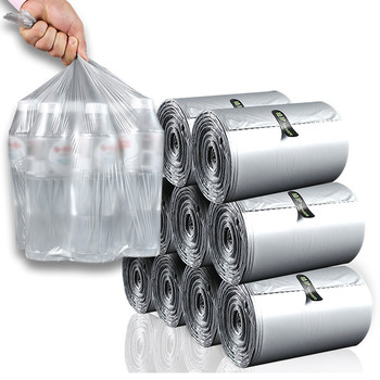 Eco-Friendly Large Trash Bags Bags & Carriers Disposables & Single-Use