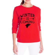 Game of Thrones – Sweatshirt – Winter Is Coming Woman