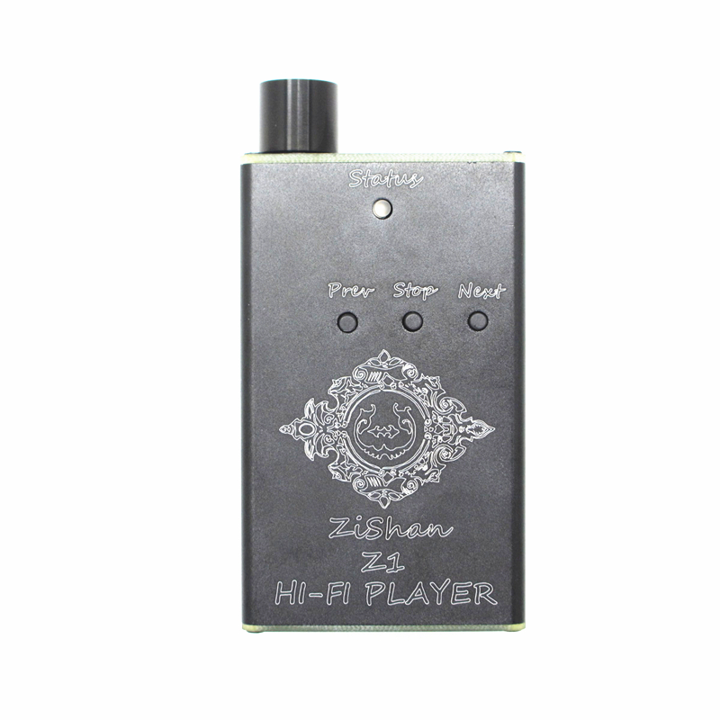 Zishan Z1 hifi DSD player lossless fever MP3 portable amp DIY USB sound card Max Support