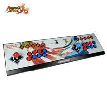 Video game machine consoles with jamma multi game board 2222 games in 1,Pandora's Box 9D DIY home game console the family professional classic design arcade video game consoles with pandora s box 9d 2222 in 1 multi game board