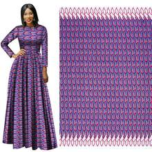 The new all-terylene terrazzo African batik printing fabric manufacturer in 2019  clothing fabrics 100% Polyester