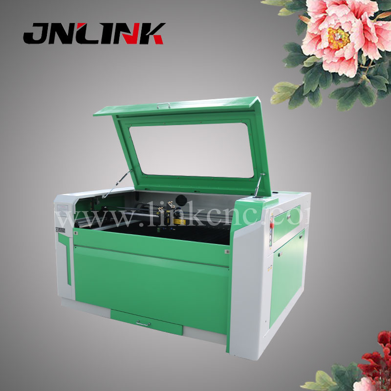 Hot leather laser cutting machine price for woodmdflaser die cutter engraver carver 1390 1290 with usb support made in china