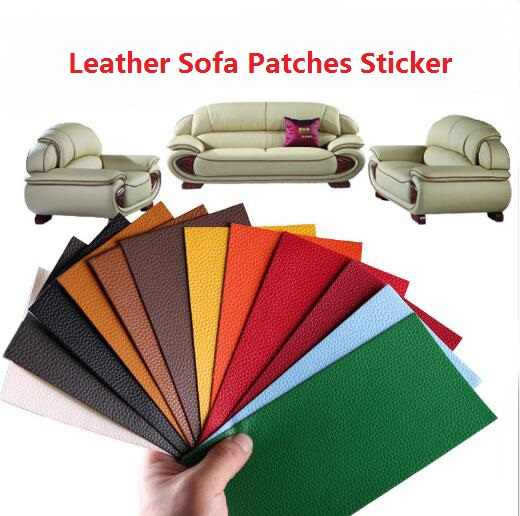 Diy Sofa Repair Washer Machine Detail Feedback Questions About 3pcs Lot Leather Sticker Patches Mending Bed Car Seat Jacket Tent Bag Accessories Self Adhesive