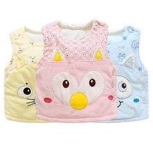 Детские жилеты; зимняя детская одежда для маленьких девочек; Зима г.; зимняя одежда для малышей; жилет для новорожденных; осенние детские жилеты; верхняя одежда