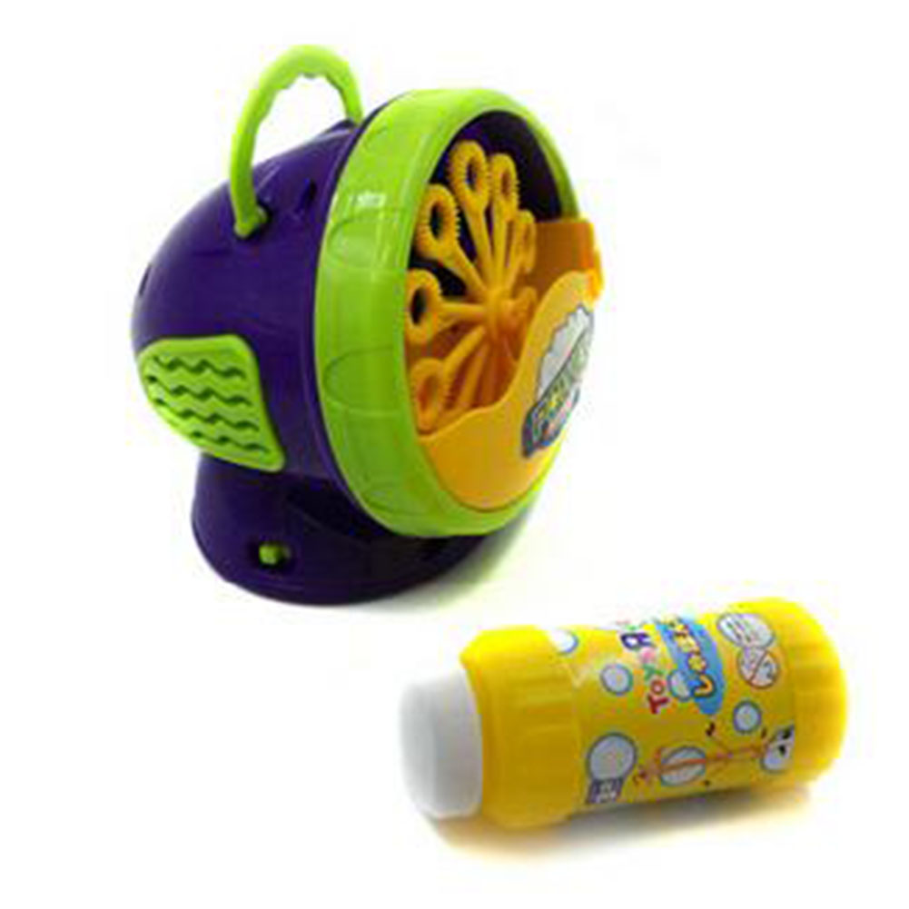 Electronic-Automatic-Bubble-Machine-Green-Plastic-Bubble-Blowing-Soap-Bubbles-Baby-Toys-2