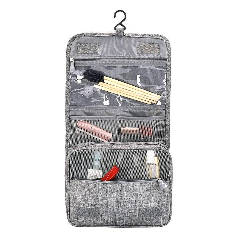 Multi-fonction Zipper Cosmétique Sac Voyage Lavage De Poche Hommes Femmes Beauté Maquillage Organisateur De Toilette Accessoires Fournitures Produits