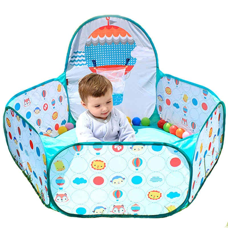 Baby Playpen Pop Hexagon Plastic Baby Playpen Easy Carry 6 Months Polyester Make Life a Little Easier Toddler Birthday Party