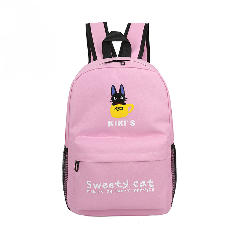 Cartoon Backpack For Teenarger Girls School Backpack Cute Animal Schoolbag Shoulder Bag Unisex Backpacks hot fashion design personality little bear women backpacks cute character shapes cartoon girls schoolbag casual shoulder bag