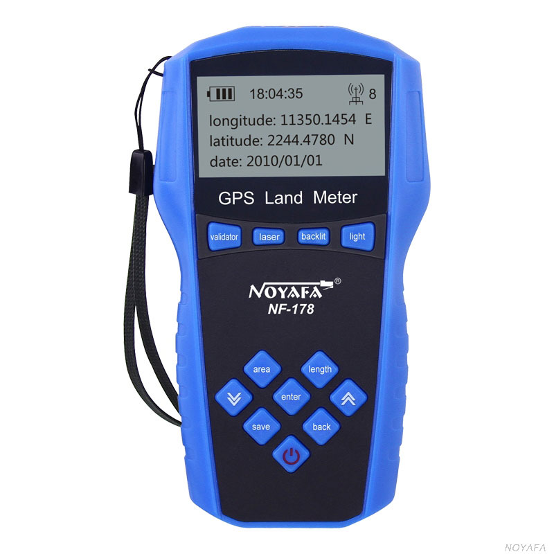 GPS Test Devices Land Measuring Instrument NF-178 ( include battery)