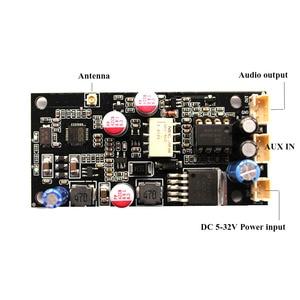 Image 2 - Lusya ES9018 DAC לפענח Cs8675/QCC3031 Bluetooth 5.0 אלחוטי לקבל תמיכת APTX HD 24bit/96Khz עם אנטנה
