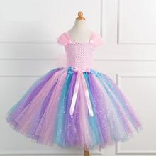 Carters Top Fashion Silk Microfiber Ankle-length Moana Dress Girl Trolls Girls Halloweens New Princess Childrens Clothes