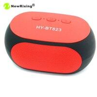 NewRixing BT823 Mini Bluetooth Altoparlante Senza Fili Altoparlanti Per Ciclismo Sport Corsa Supporto Mani Libere Telefonate Per Il Telefono