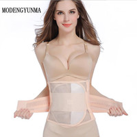 MODENGYUNMA Maternity Postnatal bandage After Pregnancy Belt Underwear Intimates Postpartum Belly Band for Pregnant Women M XXL