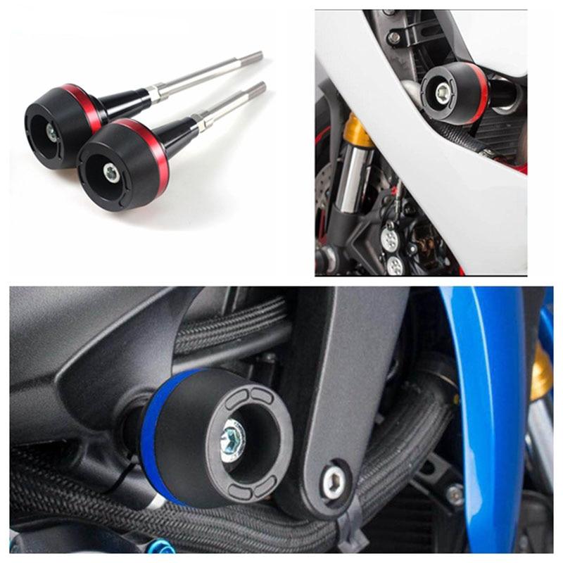 Engine protector sides For Ducati Monster 1200 1200S 821 Monster821 Left Right Frame Slider Crash Pads